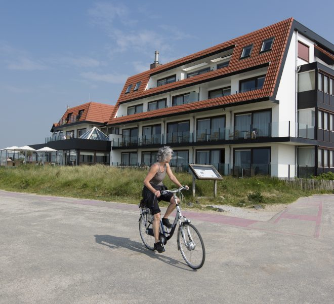 hotel de Blanke Top Cadzand-Bad