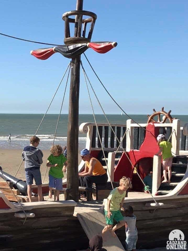 Piratenschip-Cadzand