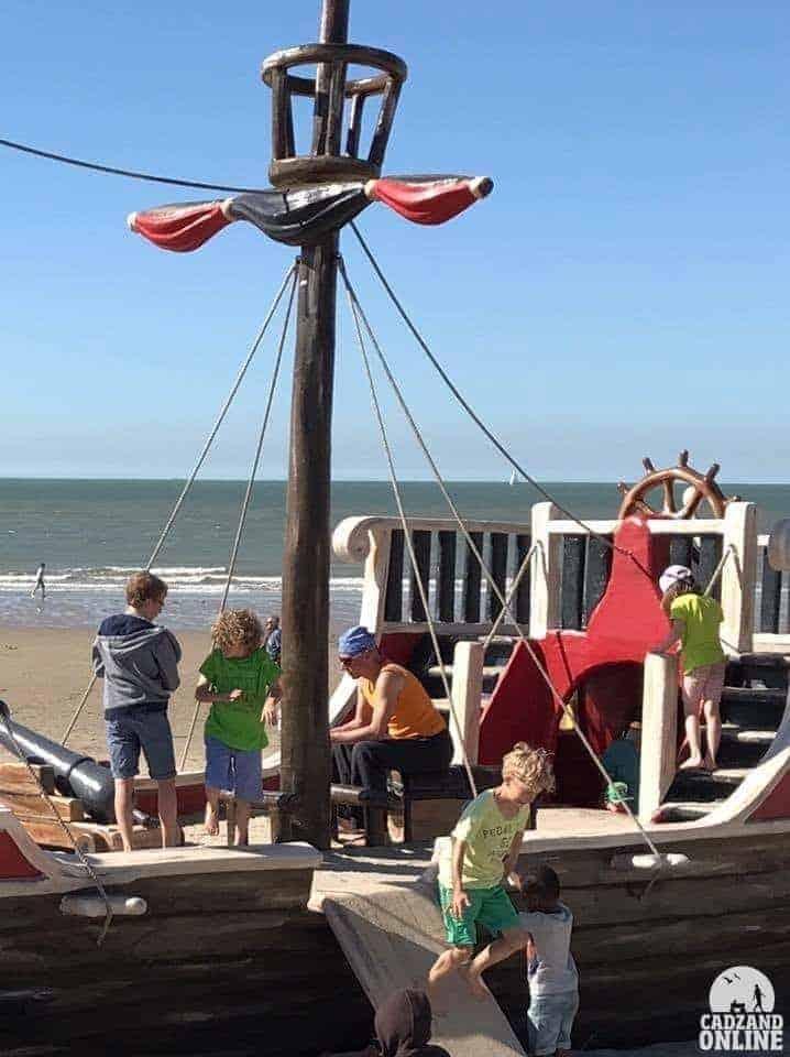 Piratenschip-Cadzand