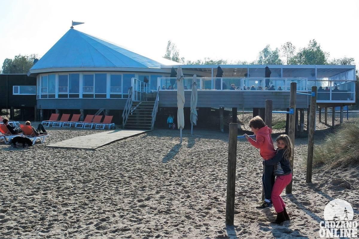 BAZ-strandpaviljoen