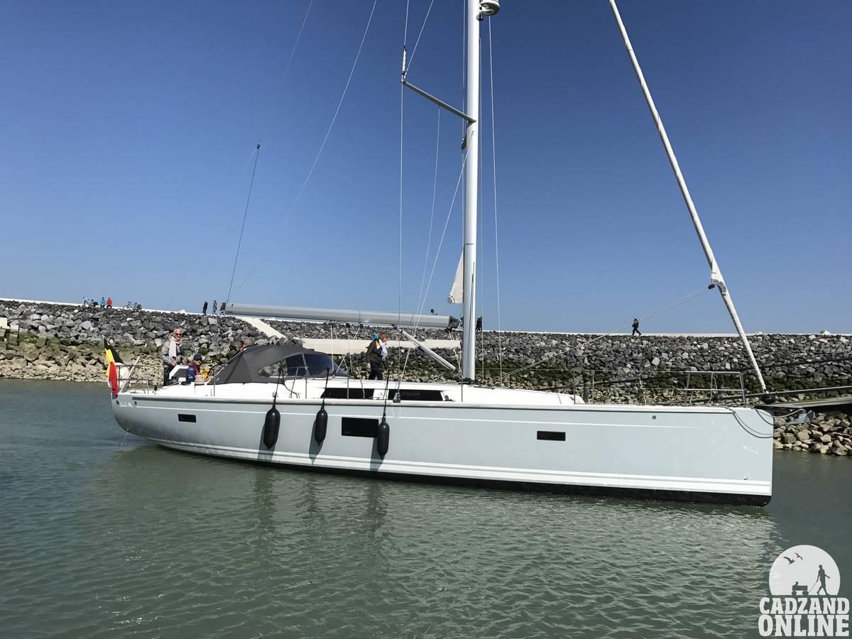 Zeilboot-jachthaven-Cadzand