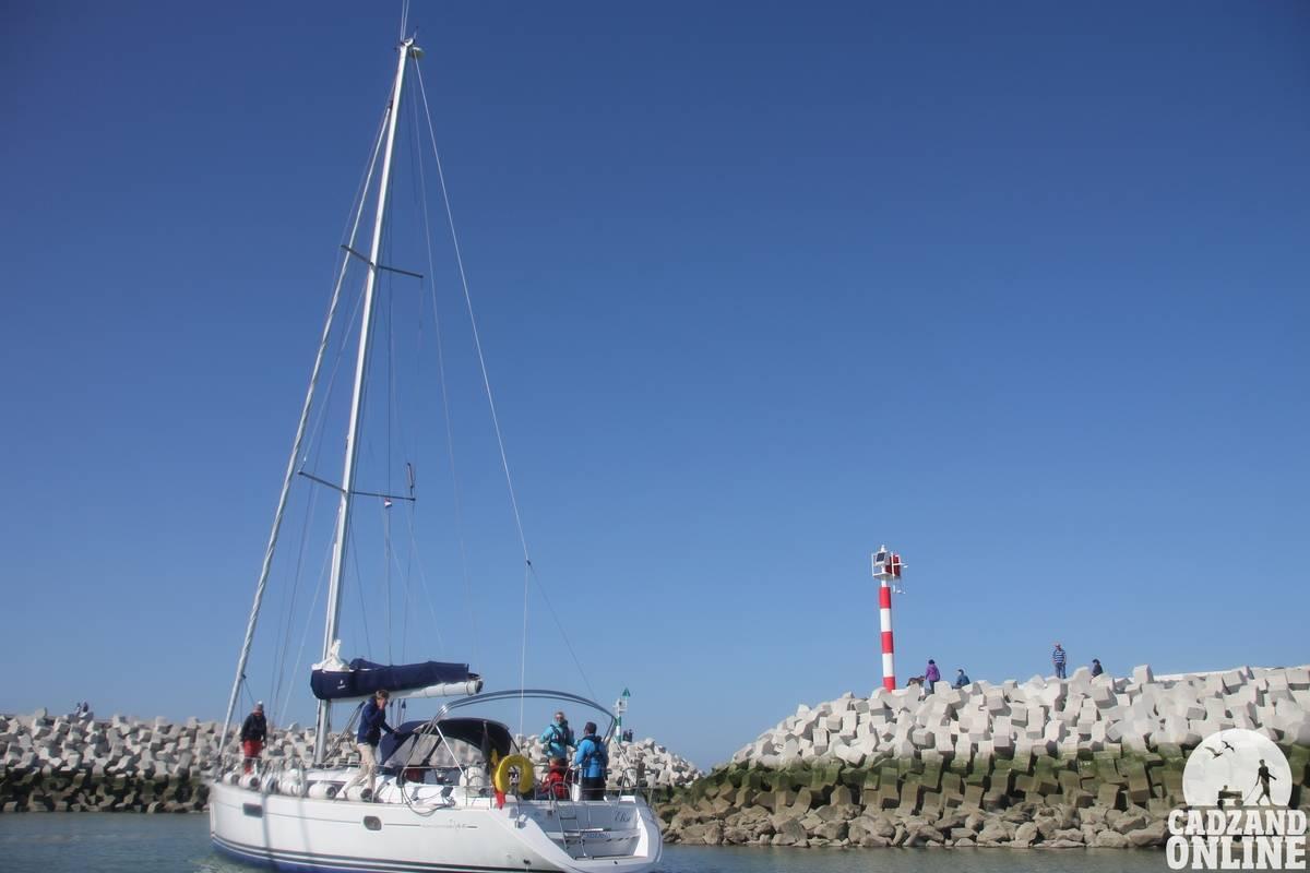 Zeilschip-jachthaven-Cadzand