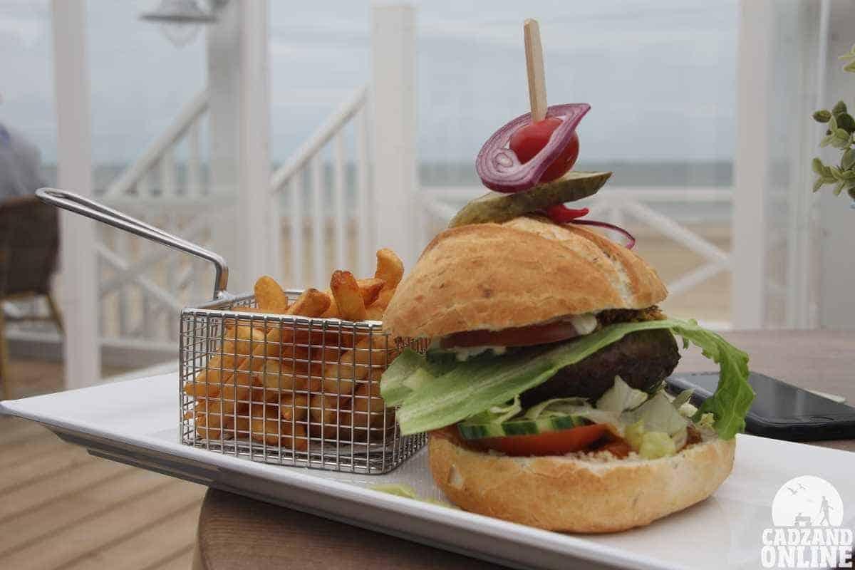 Hamburger-Caricole