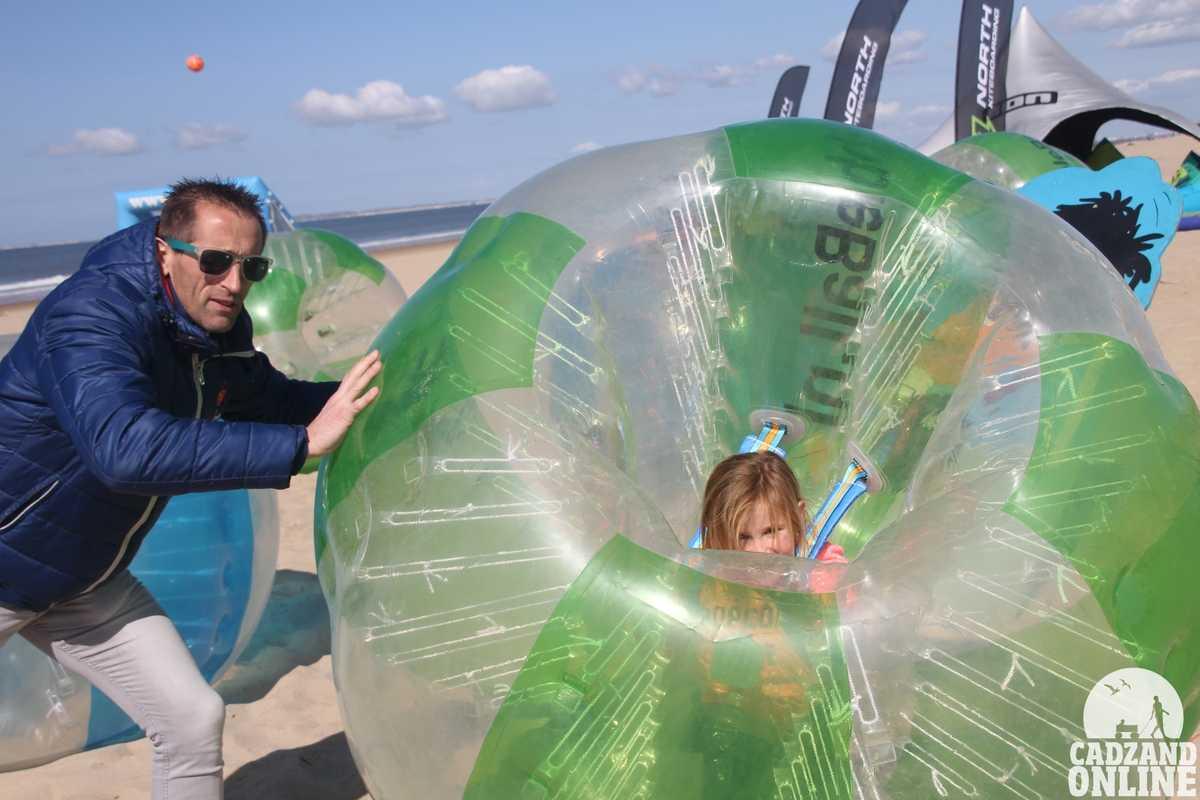 Bumperball-vakantie-Cadzand-Bad