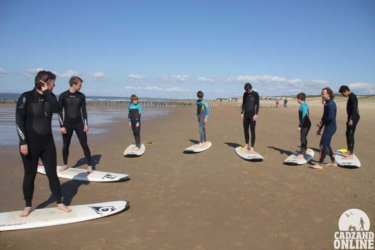 Instructie-surfen