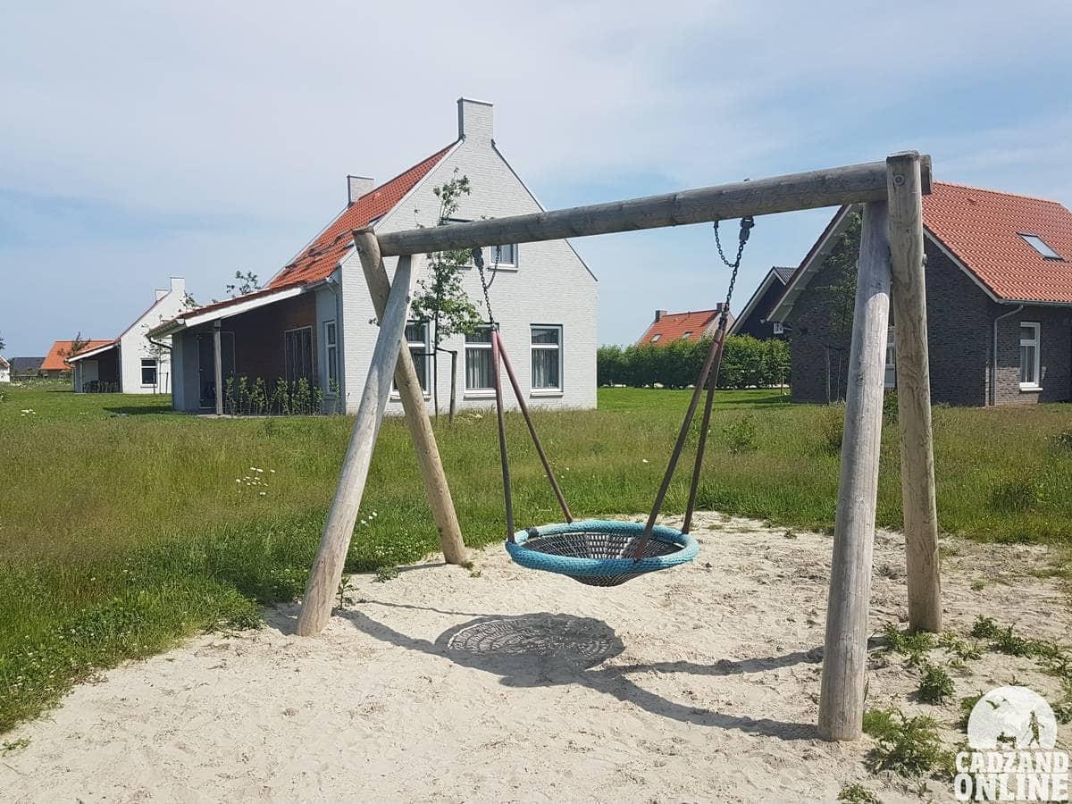 Speeltuig-vakantiepark-Nieuwvliet