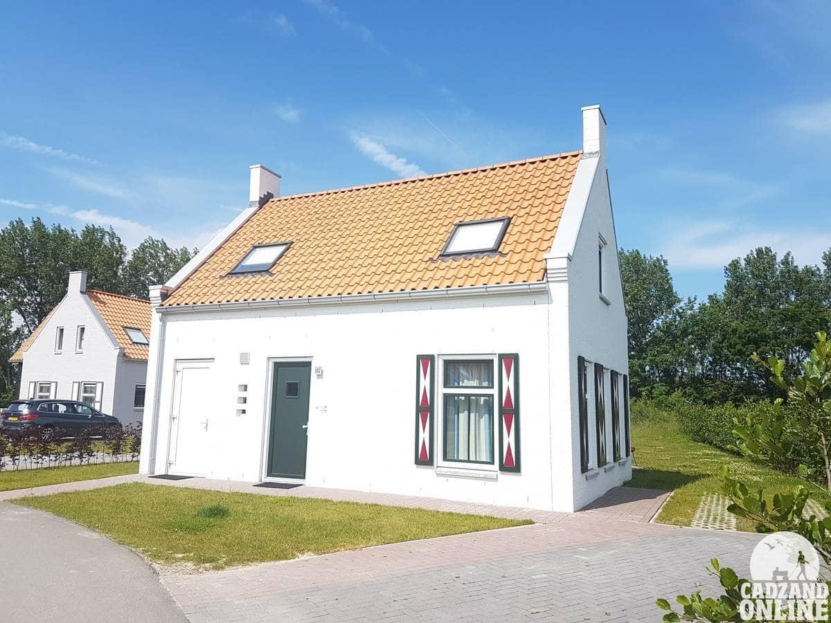 Vakantiehuis-Nieuwvliet