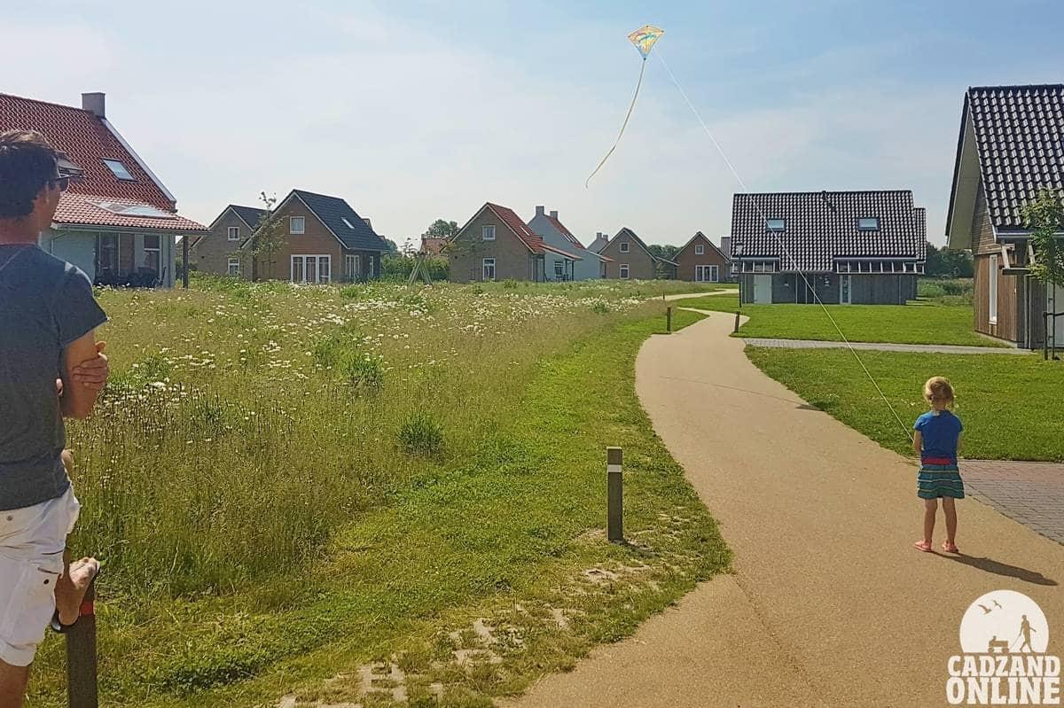 Vlieger-vakantiepark-Nieuwvliet