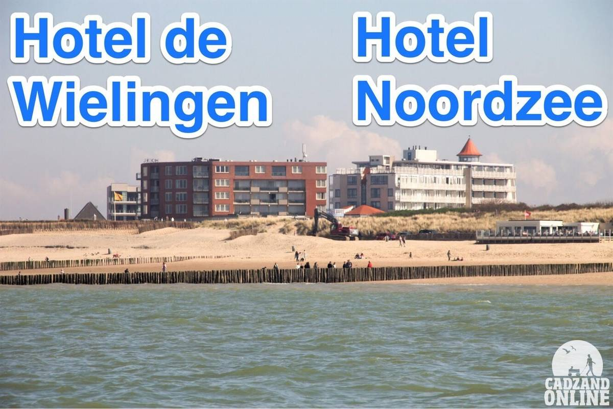 Hotels-aan-Zee-Cadzand-Bad