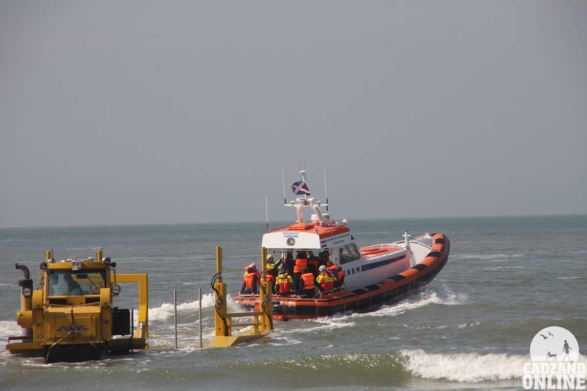 Reddingsboot-Cadzand