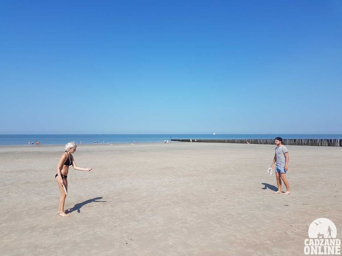 Beach-Ball-strand-Cadzand-Bad