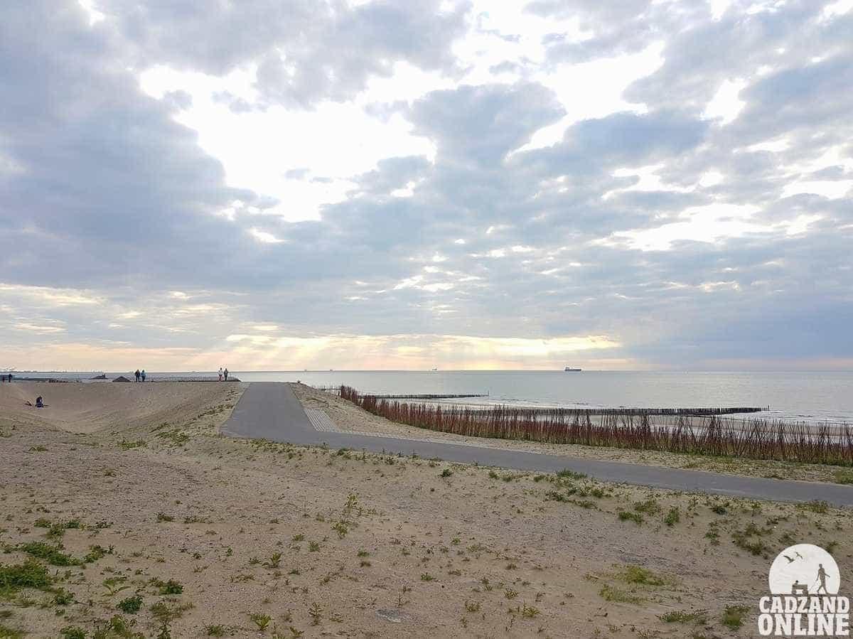 Duinen-strand-Cadzand