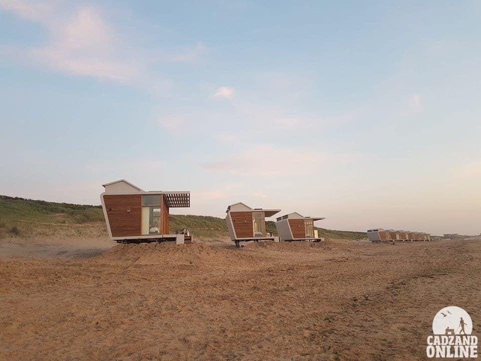 Strand-Cadzand-Bad-strandhuisjes
