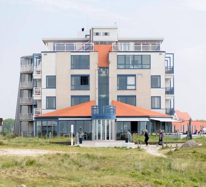 hotel Noordzee Cadzand-Bad