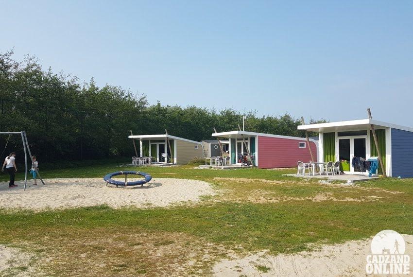 Huisje aan zee Nieuwvliet