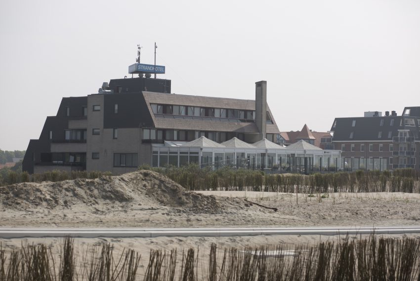 Oude Strandhotel Cadzand-Bad
