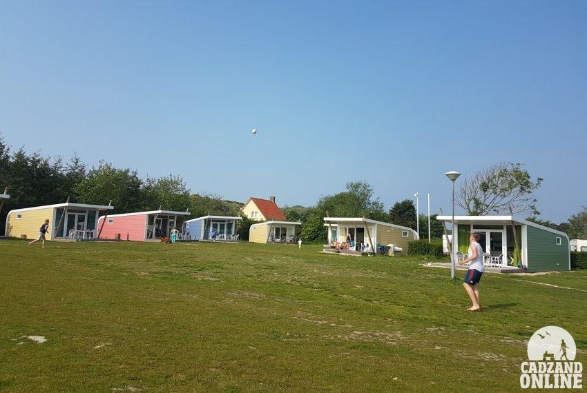 Vakantiehuisjes Nieuwvliet-bad