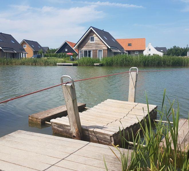 Vakantiepark aan zee Nieuwvliet