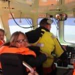 Stuurhut reddingsboot Cadzand