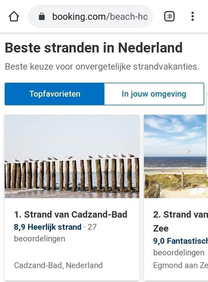 Beste-strand-van-Nederland